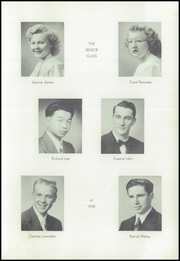 Page 17, 1948 Edition, St Patrick High School - Aquinan Yearbook (Walla Walla, WA) online yearbook collection