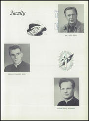 Page 13, 1953 Edition, St Patrick High School - Aquinan Yearbook (Walla Walla, WA) online yearbook collection