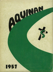1957 Edition, St Patrick High School - Aquinan Yearbook (Walla Walla, WA)