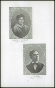 Page 12, 1916 Edition, Fairhaven High School - Aurora Yearbook (Bellingham, WA) online yearbook collection