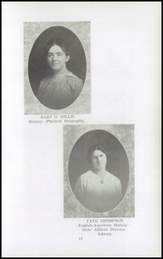 Page 13, 1916 Edition, Fairhaven High School - Aurora Yearbook (Bellingham, WA) online yearbook collection