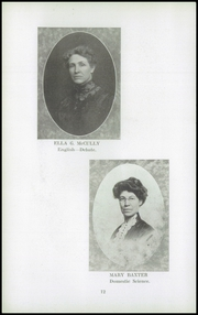 Page 14, 1916 Edition, Fairhaven High School - Aurora Yearbook (Bellingham, WA) online yearbook collection