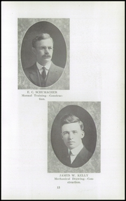 Page 15, 1916 Edition, Fairhaven High School - Aurora Yearbook (Bellingham, WA) online yearbook collection