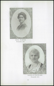 Page 16, 1916 Edition, Fairhaven High School - Aurora Yearbook (Bellingham, WA) online yearbook collection