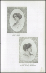 Page 17, 1916 Edition, Fairhaven High School - Aurora Yearbook (Bellingham, WA) online yearbook collection