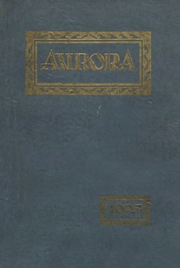 Page 1, 1925 Edition, Fairhaven High School - Aurora Yearbook (Bellingham, WA) online yearbook collection