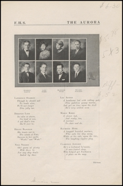 Page 17, 1925 Edition, Fairhaven High School - Aurora Yearbook (Bellingham, WA) online yearbook collection
