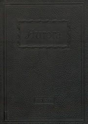 Fairhaven High School - Aurora Yearbook (Bellingham, WA) online yearbook collection, 1926 Edition, Page 1