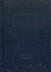 Fairhaven High School - Aurora Yearbook (Bellingham, WA) online yearbook collection, 1927 Edition, Page 1