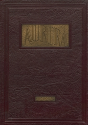 Fairhaven High School - Aurora Yearbook (Bellingham, WA) online yearbook collection, 1928 Edition, Page 1