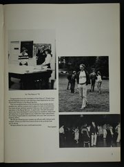 Page 5, 1979 Edition, University of Washington Naval ROTC - Binnacle Yearbook (Seattle, WA) online yearbook collection
