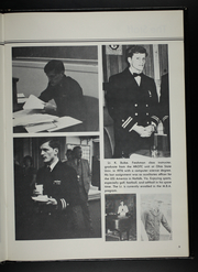 Page 11, 1982 Edition, University of Washington Naval ROTC - Binnacle Yearbook (Seattle, WA) online yearbook collection