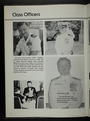 Page 8, 1982 Edition, University of Washington Naval ROTC - Binnacle Yearbook (Seattle, WA) online yearbook collection