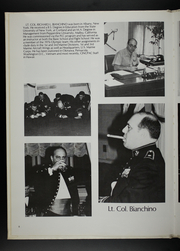 Page 12, 1984 Edition, University of Washington Naval ROTC - Binnacle Yearbook (Seattle, WA) online yearbook collection