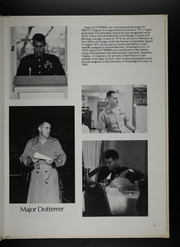 Page 13, 1984 Edition, University of Washington Naval ROTC - Binnacle Yearbook (Seattle, WA) online yearbook collection
