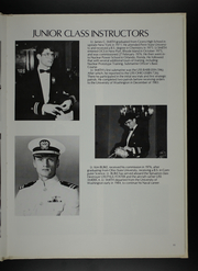 Page 15, 1984 Edition, University of Washington Naval ROTC - Binnacle Yearbook (Seattle, WA) online yearbook collection