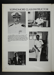 Page 16, 1984 Edition, University of Washington Naval ROTC - Binnacle Yearbook (Seattle, WA) online yearbook collection