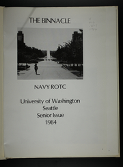 Page 5, 1984 Edition, University of Washington Naval ROTC - Binnacle Yearbook (Seattle, WA) online yearbook collection