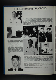 Page 12, 1986 Edition, University of Washington Naval ROTC - Binnacle Yearbook (Seattle, WA) online yearbook collection