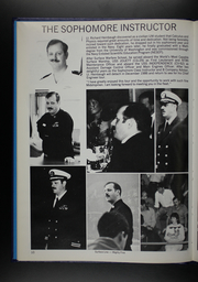 Page 14, 1986 Edition, University of Washington Naval ROTC - Binnacle Yearbook (Seattle, WA) online yearbook collection