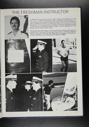Page 15, 1986 Edition, University of Washington Naval ROTC - Binnacle Yearbook (Seattle, WA) online yearbook collection