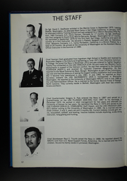 Page 16, 1986 Edition, University of Washington Naval ROTC - Binnacle Yearbook (Seattle, WA) online yearbook collection