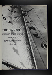 Page 5, 1986 Edition, University of Washington Naval ROTC - Binnacle Yearbook (Seattle, WA) online yearbook collection