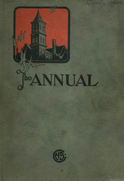 1924 Edition, Central High School - Doubloon Yearbook (Columbus, OH)