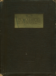 1925 Edition, Central High School - Doubloon Yearbook (Columbus, OH)