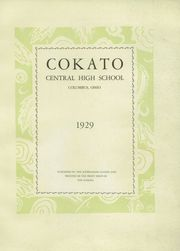 Page 5, 1929 Edition, Central High School - Doubloon Yearbook (Columbus, OH) online yearbook collection