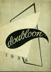 1956 Edition, Central High School - Doubloon Yearbook (Columbus, OH)