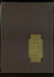 1926 Edition, Mount Vernon High School - Forum Yearbook (Mount Vernon, OH)
