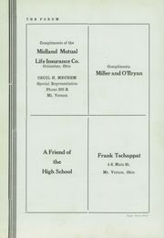Page 9, 1934 Edition, Mount Vernon High School - Forum Yearbook (Mount Vernon, OH) online yearbook collection
