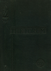 Mount Vernon High School - Forum Yearbook (Mount Vernon, OH) online yearbook collection, 1935 Edition, Page 1