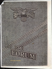 Mount Vernon High School - Forum Yearbook (Mount Vernon, OH) online yearbook collection, 1941 Edition, Page 1