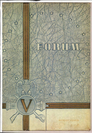 Mount Vernon High School - Forum Yearbook (Mount Vernon, OH) online yearbook collection, 1943 Edition, Page 1