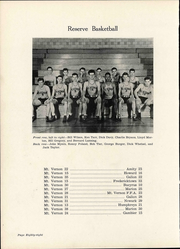 Page 94, 1943 Edition, Mount Vernon High School - Forum Yearbook (Mount Vernon, OH) online yearbook collection