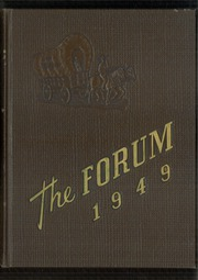 1949 Edition, Mount Vernon High School - Forum Yearbook (Mount Vernon, OH)