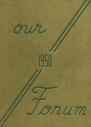 Page 1, 1950 Edition, Mount Vernon High School - Forum Yearbook (Mount Vernon, OH) online yearbook collection