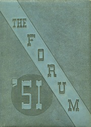 1951 Edition, Mount Vernon High School - Forum Yearbook (Mount Vernon, OH)