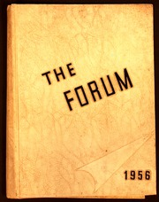 1956 Edition, Mount Vernon High School - Forum Yearbook (Mount Vernon, OH)