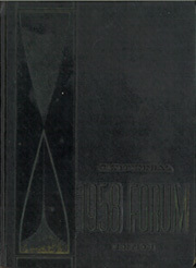 1958 Edition, Mount Vernon High School - Forum Yearbook (Mount Vernon, OH)