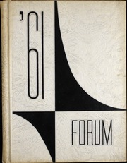 1961 Edition, Mount Vernon High School - Forum Yearbook (Mount Vernon, OH)