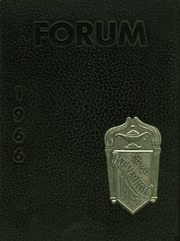 1966 Edition, Mount Vernon High School - Forum Yearbook (Mount Vernon, OH)