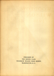Page 10, 1938 Edition, Woodrow Wilson High School - Yearbook (Washington, DC) online yearbook collection