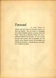 Page 12, 1938 Edition, Woodrow Wilson High School - Yearbook (Washington, DC) online yearbook collection