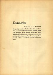 Page 14, 1938 Edition, Woodrow Wilson High School - Yearbook (Washington, DC) online yearbook collection
