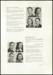 Page 133, 1941 Edition, Woodrow Wilson High School - Yearbook (Washington, DC) online yearbook collection