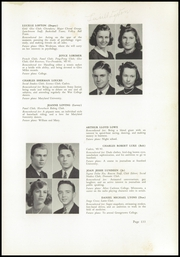 Page 137, 1941 Edition, Woodrow Wilson High School - Yearbook (Washington, DC) online yearbook collection