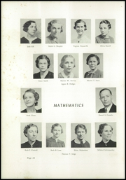 Page 32, 1941 Edition, Woodrow Wilson High School - Yearbook (Washington, DC) online yearbook collection